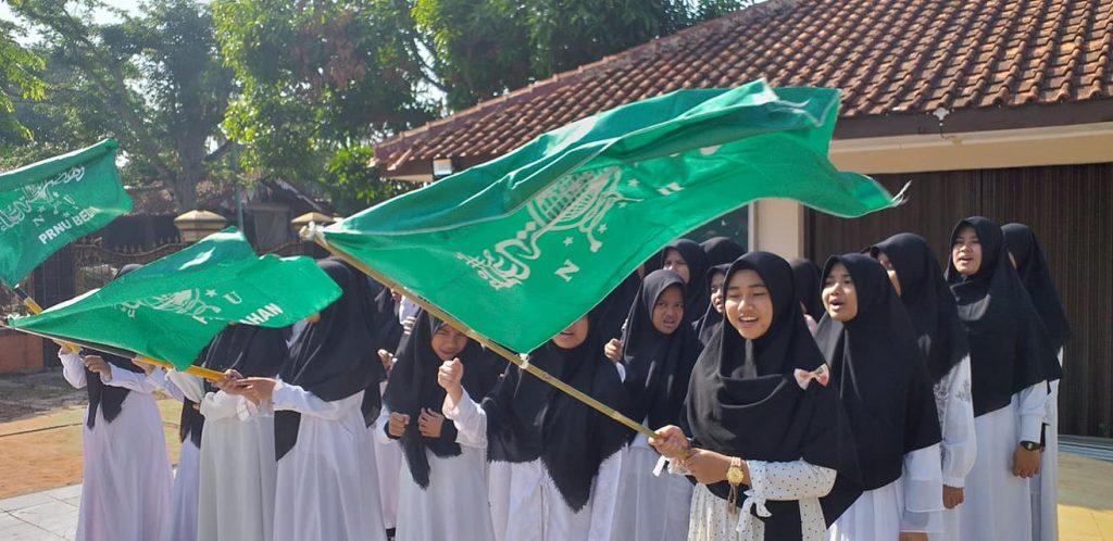 Hari Santri Nasional 2019 Pondok Pesantren Darus Sholihin Depok
